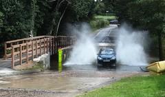 [44919] Rufford : Ford (Budby) Tags: rufford nottinghamshire ford water river bridge road