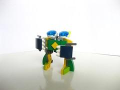 AT-73 (Starflower.6) Tags: mfz lego mech game mobile frame zero