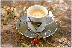 Tag des Kaffees (mayflower31) Tags: kaffee coffee kaffeetasse