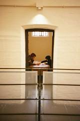Cell Games (bigalid) Tags: film 35mm lomo lca lincoln england castle prison july 2016 c41 kodak ultramax 400