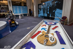 Jamguitars2 (Andy Von Pip) Tags: abouttheyoungideaexhibition beatles brucefoxton liverpool music mod mods paulweller rickbuckler thejam themodfather ukmods