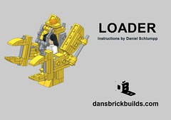 Loader-02_page_1 (dschlumpp) Tags: lego instructions ldraw aliens moc loader mech