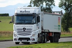 Harbro Inverness Mercedes Actros SV14 WLN (Kilmachalmag) Tags: cattle feed