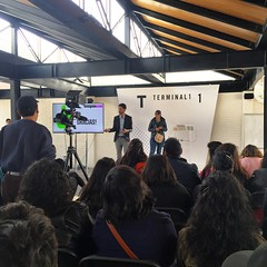 CMmagic with Diego Wilburn (creativemorningsmexicocity) Tags: creativemornings creatividad conferencia magia magic desayuno terminal1 diego winburn