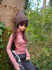 Zeit zum Entspannen (sh0pi) Tags: smart doll sd danny choo culture japan puppe 13 wald 2016 outside woods herbst autumn