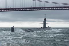 Pier 80 USS San Francisco 10-2016 (daver6sf@yahoo.com) Tags: usssanfrancisco portofsanfrancisco submarine sanfranciscobay