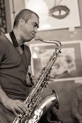 20161012-205006 (cmxcix) Tags: curlyphotography jazz music nikon nikond750 nikonfx originaljazz petarmomchev teahouse wednesdayjazz indoors sofia sofiacity bulgaria bg