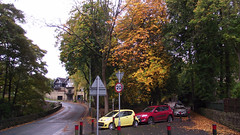 Alden Place, Free Lane, Sunnybank, Helmshore (mrrobertwade (wadey)) Tags: wadeyphotos helmshore rossendale lancashire milltown mrrobertwade robertwade 107 yellow autumn