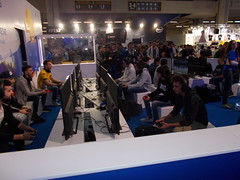 Milan Games Week 2016 (Elettroradio Informazioni) Tags: milano gaming ubisoft playstation msi parrot elettroradio sony nintendo supermario zelda assisinscreed console vr play cosplay asus acer bigben avm router gioco gadget merchandising pacman fifa unieuro fiera