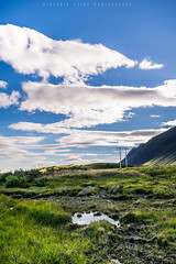 Iceland (viktoria.czire) Tags: iceland clouds sky puddle nature outdoor landscape nikond5300 nikon