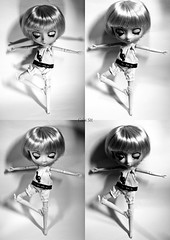 lights (Gabi Stt) Tags: white black doll pb wig cancan pullip alison rozen limitededition maiden rozenmaiden shinku junplanning obitsubody