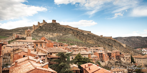 SPAIN - Aragón - Albarracín