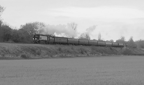 Ex SR West Country class No. 34067 Tangmere