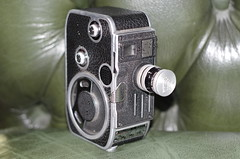Paillard Bolex C8 Movie Camera (nickant44) Tags: camera film analog 50mm pentax c8 f17 paillard boles smca k01