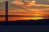 Sunset Bridge - Explored (Paulo N. Silva) Tags: