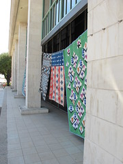 Taylor Zestfest 2013 (chickadee23) Tags: street city festival texas quilt market may fair taylor quilts guild raffle blackland citynationalbank zestfest