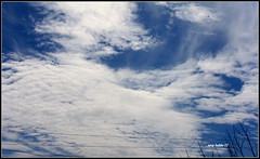 fair weather cloud (percy beddoe) Tags: clouds nwn