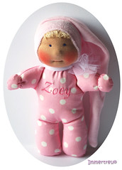 Zoey (immertreu-dolls) Tags: toy doll child handmade waldorf fabric organic steiner anthroposophy waldorfdoll clothdoll anthroposophie waldorfpdagogik waldorfpuppe stoffpuppe waldorfeducation waldorftoy kuschelpuppe waldorfpedagogy waldorferziehung immertreu