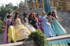 All Disney Princesses (CandaceApril) Tags: disney merida coronation disneyprincesses
