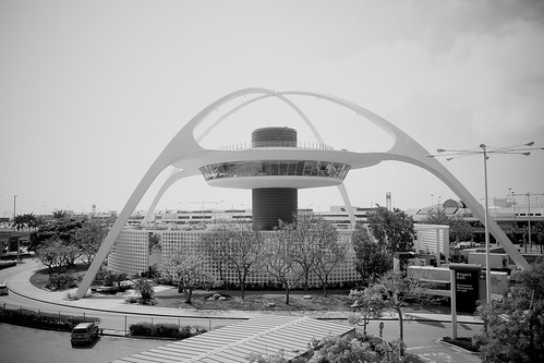 LAX Observation Tower