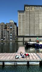 ireland summer urban dublin water concrete pentax jetty wideangle uwa grandcanaldock pentaxk30 samsung1224f4ed 1224f4ed samsung1224mmf4