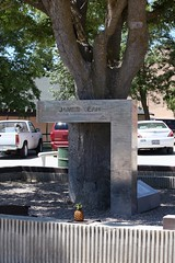 James Dean Memorial (Boyce Duprey) Tags: memorial jamesdean jamesdeanmemorial sundaybeach