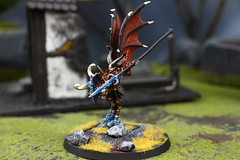 Warriors of Chaos 01 MWIN (Blue Table Painting) Tags: blue painting table chaos 01 warhammer warriors mwin