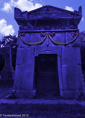 Purple Volt (Twistedreload) Tags: cemeteries art cemetery victorian angels