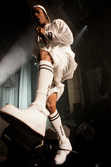 A$AP ROCKY Performs live at The O2 Brixton Academy in London