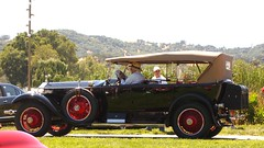 "1928 Rolls Royce Phantom I Touring 4 (Jack Snell ""Snappy Jack"") Tags: old wallpaper classic wall vintage paper d antique marin sonoma historic oldtimer rolls phantom veteran 1928 concours touring royce elegance 2013 i jacksnell707 jacksnell marinsonomaconcoursdelegance2012"