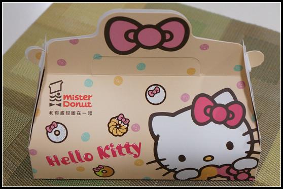 【敗家】Mister Donut。Hello Kitty甜甜圈系列 @ ▌Meiko 愛敗家。甜點。旅行~▌ :: 痞客邦