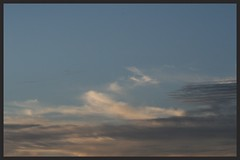 Avondale skyscape (Zelda Wynn) Tags: sunset nature weather auckland avondale cloudscape troposphere zeldawynnphotography