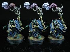 Orruk Weirdnob Shaman (T Markham) Tags: ageofsigmar aos warhammer fantasy orks orcs gamesworkshop
