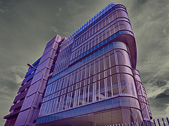 bw sky (dangdhut_core) Tags: gedung sky building