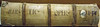 Ficino-Spine of binding-1576 (melindahayes) Tags: 1576 b785f431576 ficinomarsilio opera insignisphilosophiplatonici