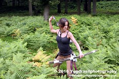 Tomb Raider Shoot with Annick  09 (berserker244) Tags: yggdrasilphotography60072016 guerrillaphotography yggdrasilphotography evandijk annick annickscosplay laracroft tombraider riseofthetombraider grebbeberg rhenen