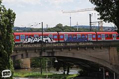25.07.2016 - Stuttgart Update (72 Fotos) (spraycity.at) Tags: graffiti deutschland stuttgart train sbahn panel spraycity update germany