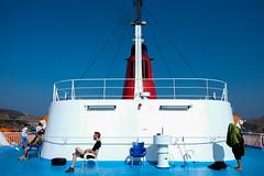 ship (Kostas Katsouris) Tags: fuji xt10 summer greece islands hot water sea sand sun vacation