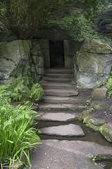 Ice house entrance (bigbluewolf) Tags: nikon d7000 biddulph grange nationaltrust national trust nt garden gardens sigma 18250 18250mm
