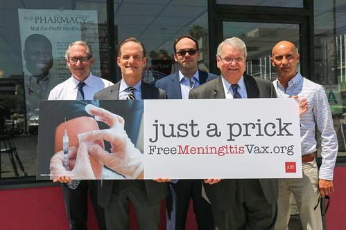 AHF Meningitis Vaccine