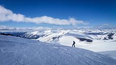Ms all de las pistas (Patricio Jimnez Barros) Tags: chile ski volcanlonquimay corralco off piste