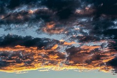 Sunrise Clouds (Apollo51x) Tags: sunrise clouds sky cloudscape weather skyscape skies sun solar ciel sunset nuage skyline sherbrooke shadows dawn spirits cloudformations canon light colorful skysolar cielos nubes atmosphere spectrum cityscape geoengineering chemtrails climatechange