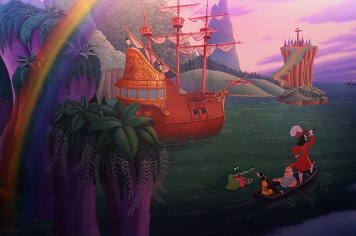 "Peter Pan Mural • <a style=""font-size:0.8em;"" href=""http://www.flickr.com/photos/28558260@N04/28942882470/"" target=""_blank"">View on Flickr</a>"