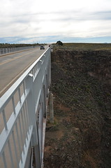 DSC_8978 (My many travels) Tags: rio grande gorge bridge new mexico water rocks river