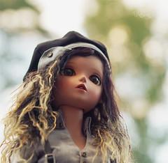 Pienet legot = little teeth (Untuvikko) Tags: bluefairy bjd doll msd marine scout may jolne tinyfairy