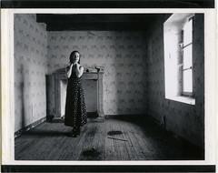 M. (denzzz) Tags: portrait polaroid fuji fp3000b blackwhite blackandwhite skancheli analogphotography instantfilm snapitseeit hylasmag polavoid filmphotography urbex abandoned beautifuldecay derelict mamiyauniversal