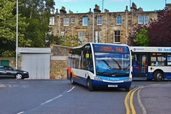 Stagecoach East Scotland 47872 SL13XAO - St Andrews (South West Transport News) Tags: stagecoach east scotland 47872 sl13xao st andrews