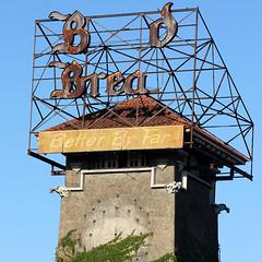 B--d Brea- Better By Far (KYcactus) Tags: faded sign bakery whiteside louisville urban decay