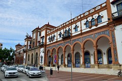2016 04 28 268 Jerez de la Frontera (Mark Baker, photoboxgallery.com/markbaker) Tags: 2016 andalucia april baker eu europe frontera jerez mark spain city day dela european outdoor photo photograph picsmark railway spring station union urban