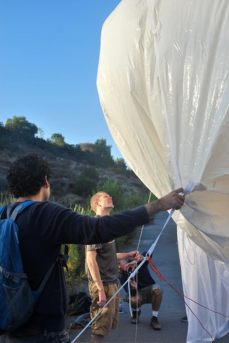 San Dieguito Balloon Mapping
